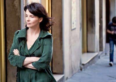 Juliet Binoche Cortona