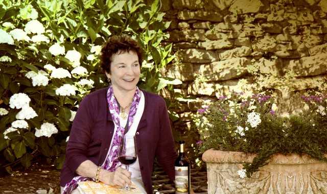 Due chiacchiere con Frances Mayes, Sotto il sole della Toscana