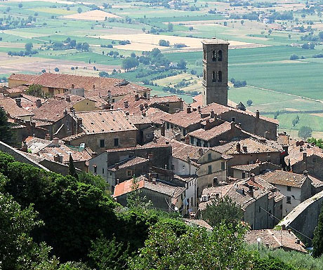 Cortona, Italy: a journey through the ages
