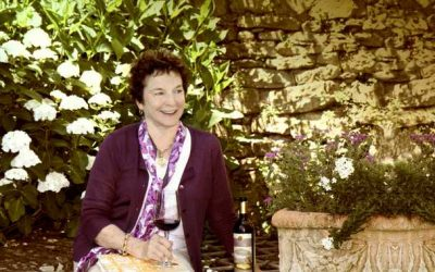 A chat with Frances Mayes, Under the Tuscan Sun