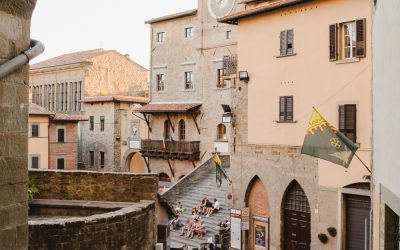 One Day in Cortona, Tuscany