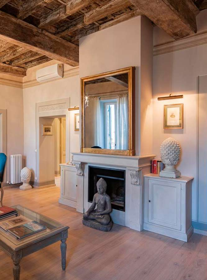 Best apartments Cortona